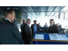 Scandlines tager imod Schleswig-Holsteins Økonomiudvalg