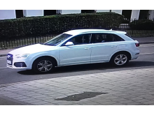 Audi Q3 belonging to Shah