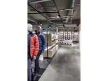 Die neuen Sportwelten in Nürnberg sind in Zusammenarbeit mit Kunden  entstanden.
