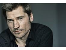 Nikolaj Coster-Waldau, af fotograf Isak Hoffmeyer