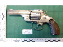 Recovered revolver