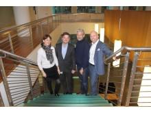 Jury til Byggenæringens Innovasjonspris 2017