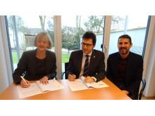 Neuer Konzessionsvertrag zwischen Pörnbach und dem Bayernwerk