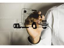 Unge og Erhvervsuddannelse, Lastbilchauffør C