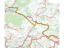 Kanalpassage - Wasserstraßen erfahren