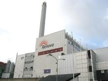 Renovas avfallskraftvärmeverk i Sävenäs