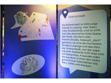 Blick in die Ausstellung - Facebook Community City Guide Leipzig
