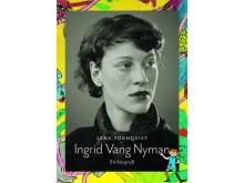 Omslag Ingrid Vang Nyman - En biografi