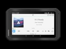 Vieo Fusion Premium-Entertainmentsystem