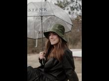 DMF-fria regnhatten BUA från STENK
