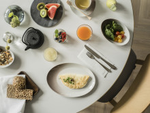 Frokost på Hotel Norge by Scandic