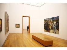 """""""Arno Rink. Ich male!"""" Ausstellung im Museum der bildenden Künste Leipzig"""