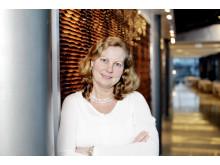 Berit Svendsen, leder Telenor Skandinavia