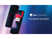 Telia OnePlus - The Speed You Need