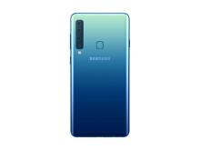 Galaxy A9_Back_Lemonade Blue