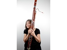 Annika Wallin, fagott / NorrlandsOperans Symfoniorkester