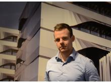 Lars Kverne, forretningsutvikler i Schneider Electric