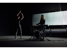 """Ian Kaler och Jam """"AQUARIAN JUGS"""" Rostron i dansföreställningen o.T som visas på MADE 13 mars"""
