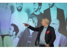 Aiai Akademi invigningstal av VD Magnus Crossner