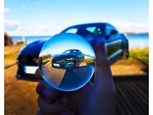 Mustang Bullitt Lensball