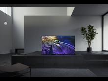 65 MASTER Series A90J OLED TV
