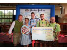 Wiesn Champions  2017 TSV Herrsching