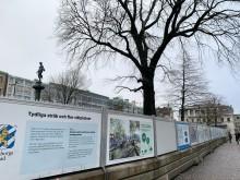 Byggplank Brunnsparkens upprustning
