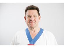Hans Mallmin, överläkare i ortopedi
