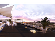 Så er der dømt loungestemning på Spies' tredje Sunprime på Mallorca, Sunprime Monsuau i Cala d'Or. Loungen suppleres af tre restauranter på hotellet.