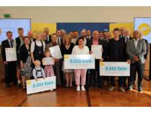 Preisträger Bürgerenergiepreis Niederbayern 2018