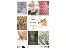 Affisch Ung Svensk Form Designcentrum 2018