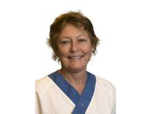 Eva Olerud, sjukhustandläkare.