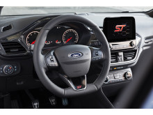 Ford Fiesta ST 2017 - interior A