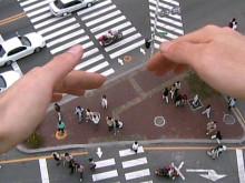 3 Crossing / Junebum Park (Vita kuben)
