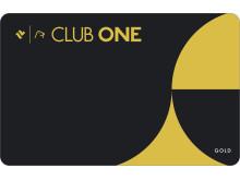 Die Club-One-Karten gehören bald der Vergangenheit an