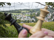 Schachwanderweg rund um Borstendorf