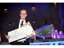 Bonnier Sales Awards - Sales Rookie of the Year: Kenn Holm Nikolaisen, Benjamin Media