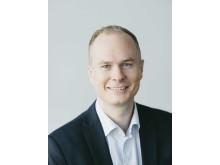Christian Skaug, Kommersiell Direktør i Widerøe