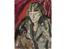 Tora Vega Holmström: Maria Blanchard II
