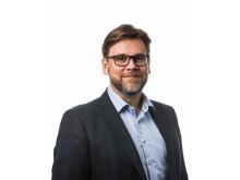 Nils Kristian Klev, leder i Allmennlegeforeningen