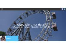 TRASTY: Wien, Wien, nur du allein