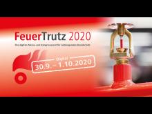 Die FeuerTrutz 2020 wird unter einem gemeinsamen virtuellen Dach stattfinden, das Kongressbesuchern, Messebesuchern und Messeausstellern einen ganzheitlichen und erfolgreichen Auftritt offeriert.