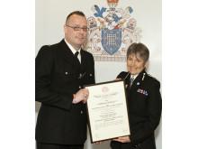 Commendations - PC Nicholas Waller