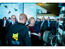 Solberg åpnet Enovakonferansen