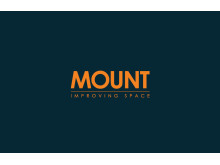Mount logo orange