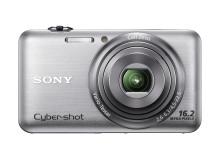 Cyber-shot DSC-WX7 von Sony_Silber_01
