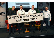 Årets nyföretagarkommun2017 (1)