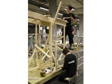 Byggmaskiner och Scanbygg 7