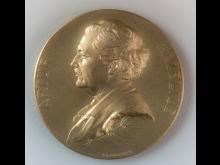 Hazeliusmedaljen i guld