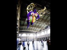Bahnhofhalle, Niki de Saint Phalle ©Zürich Tourismus